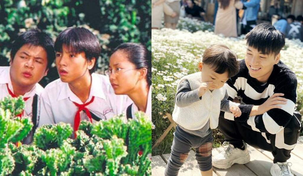 """Ảnh cận mặt con gái của Quý Ròm Ngọc Trai, vừa chào đời đã là """"bản sao"""" của anh trai"""