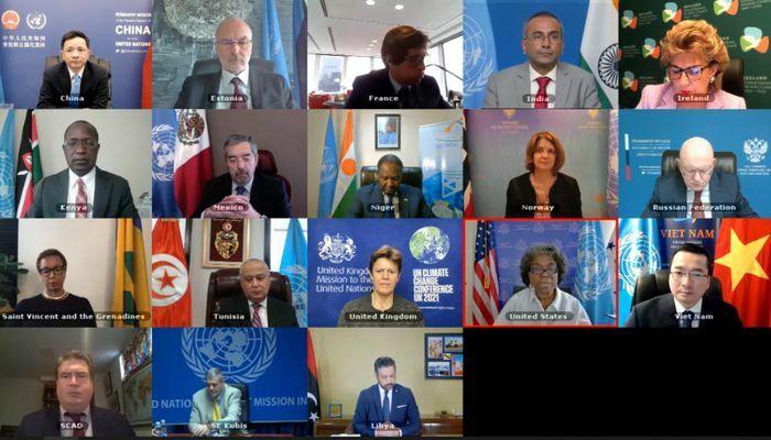 Hội đồng Bảo an họp về Libya và thông qua Tuyên bố Chủ tịch về Haiti