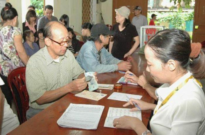 Đề xuất tăng lương hưu, trợ cấp hàng tháng từ 1/1/2022