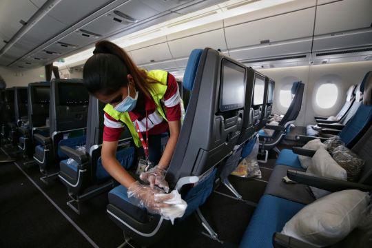 """An toàn cho du khách với sân bay """"không chạm"""" và các ứng dụng công nghệ tại Singapore"""