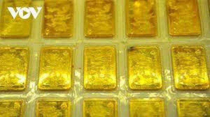 Giá vàng tiếp tục giảm đầu phiên giao dịch ngày 26/3