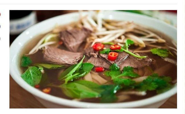 Choáng với bát phở tiền triệu, cơm hộp hàng chục triệu ở Việt Nam