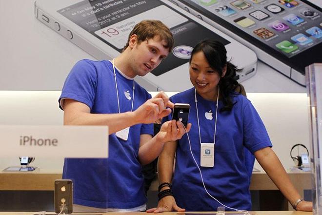 Sự thật bất ngờ về cách bảo hành iPhone tại Apple Store