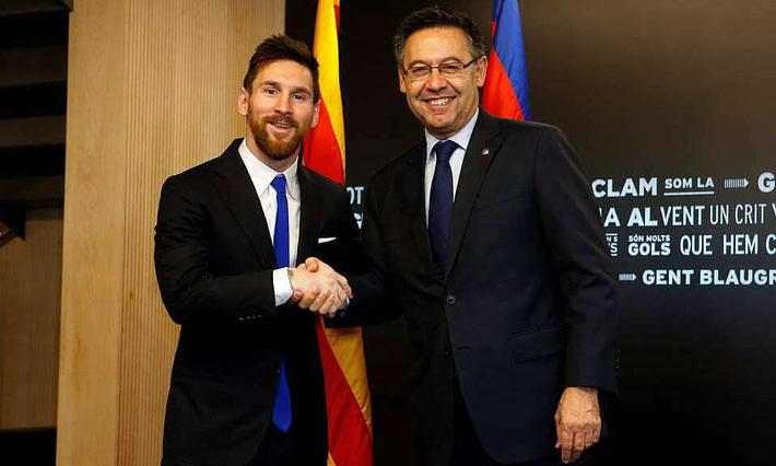 """Nóng: Cựu chủ tịch Barcelona bị cảnh sát bắt giữ vì dùng """"tiền tấn"""" hủy hoại hình ảnh Messi"""