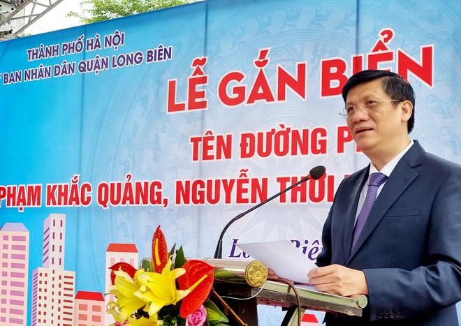 Vị giáo sư ngành y mới được đặt tên cho tuyến phố tại Hà Nội là ai?