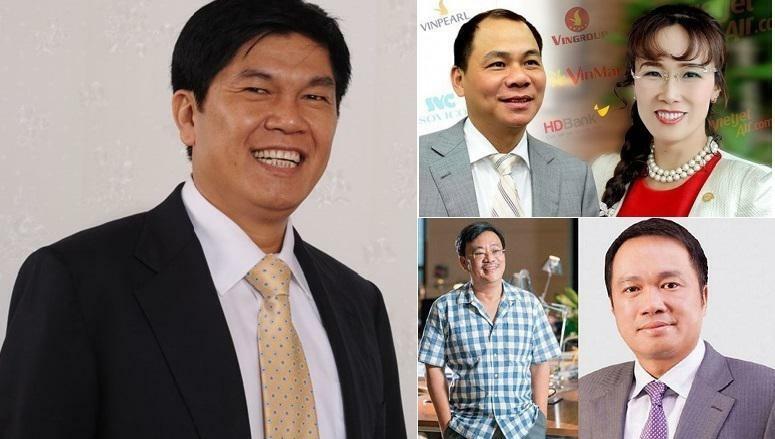 Top 5 đại gia chứng khoán Việt tuần qua, một người duy nhất có thể nở nụ cười