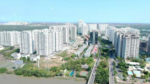 Nhiều đất dự án phía Nam TP.HCM không qua đấu giá