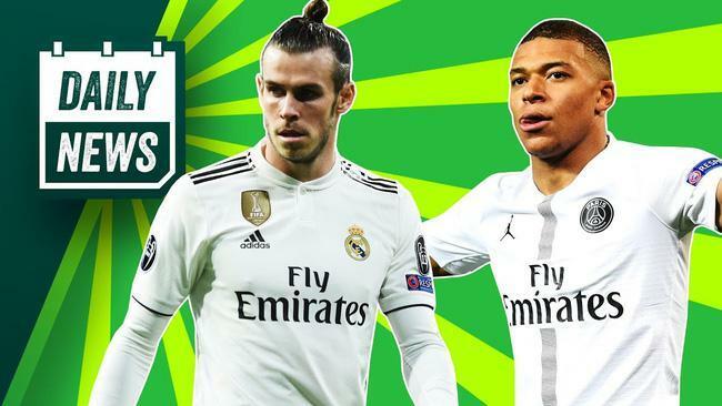 """Vung 150 triệu euro cho Mbappe, Real Madrid tìm mọi cách """"tống cổ"""" Bale"""