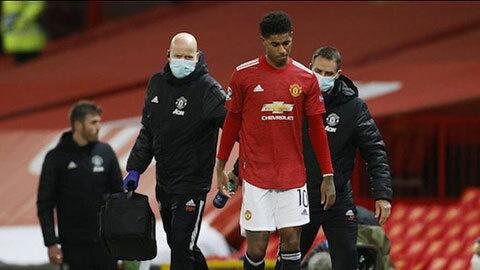 Rashford trì hoãn phẫu thuật tới sau EURO