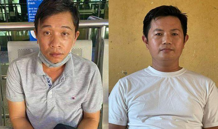 Bắt giữ hai thuyền trưởng trong vụ buôn lậu xăng giả ở Đồng Nai