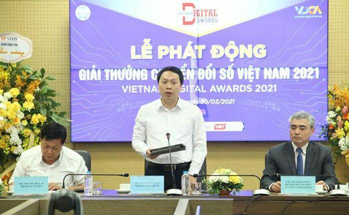 Giải thưởng Chuyển đổi số Việt Nam tiếp cận hơn 10.000 đơn vị