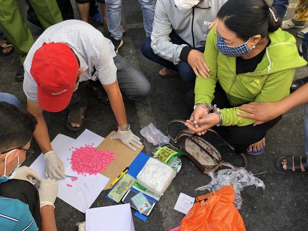 Người phụ nữ vận chuyển số lượng ma túy lớn nhất từ trước tới nay tại TP Cà Mau