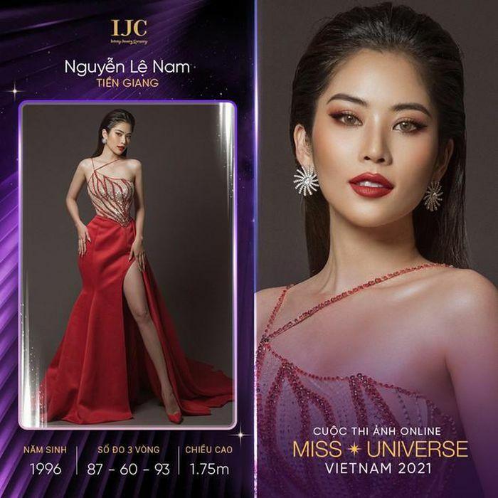 Những thí sinh đầu tiên của Hoa hậu Hoàn vũ Việt Nam 2021, có ít nhất 2 cái tên gây choáng