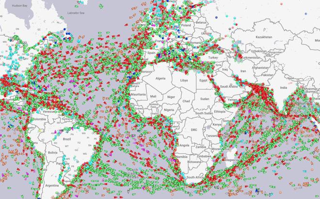 Kênh Suez tắc cứng, hàng tỷ USD hàng hóa kéo qua Mũi Hảo Vọng: Hiểm họa đáng sợ đã chờ sẵn!