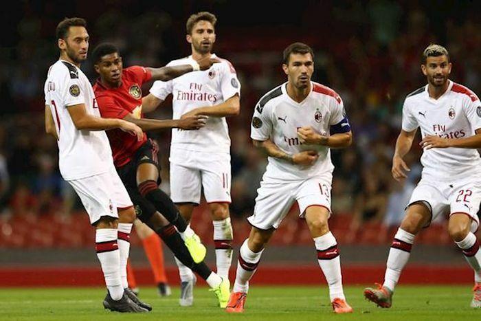 M.U – Milan: Cùng một vấn đề
