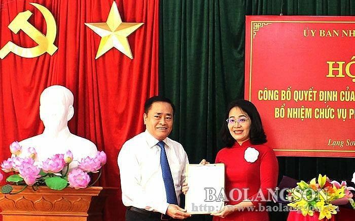 Nhân sự, lãnh đạo mới Thanh Hóa, Hà Tĩnh và Lạng Sơn