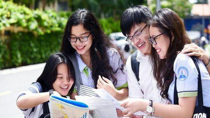 Thi tốt nghiệp THPT năm 2021: Thí sinh làm 3 bài thi độc lập, 1 bài tự chọn