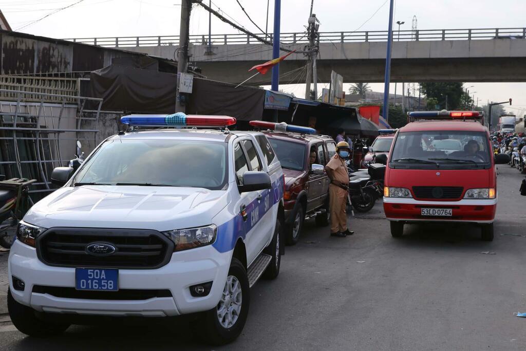 Ban Giám đốc Công an TP HCM yêu cầu nhanh chóng làm rõ vụ cháy 6 người tử vong