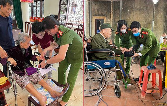 Làm 3 ca/ngày để cấp CCCD cho người dân Nam Định