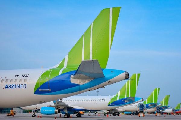 Bamboo Airways khai thác mạng lưới quy mô 57 đường bay nội địa