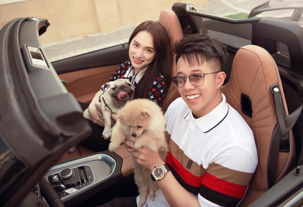 Hương Giang chính thức lên tiếng về nghi vấn chia tay Matt Liu