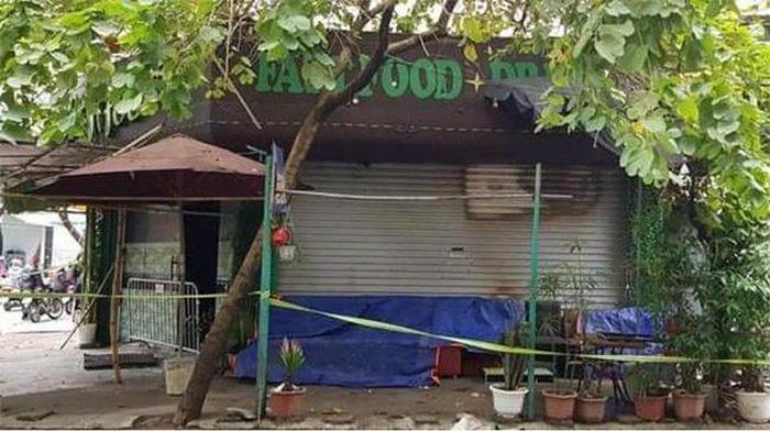 Cháy quán cà phê ở Hà Nội khiến một người tử vong