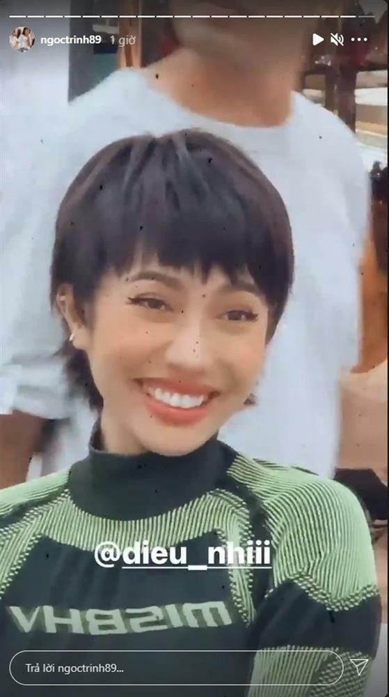Khi Diệu Nhi 'chơi lớn' để tóc tém: Rất Tóc Tiên nhưng lại là Thu Trang?