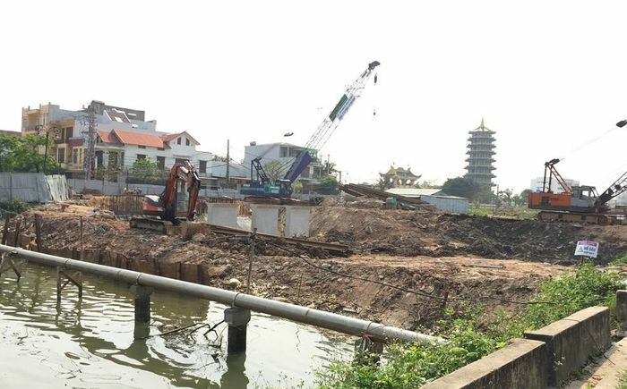 Quảng Bình: Dự án ODA thi công ì ạch