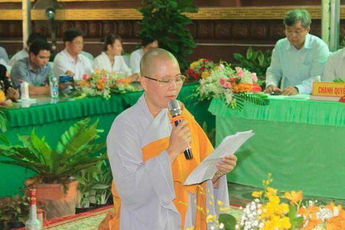 Đồng Tháp: Ban Trị sự Phật giáo TP.Sa Đéc bổ nhiệm trụ trì chùa Vạn Phước