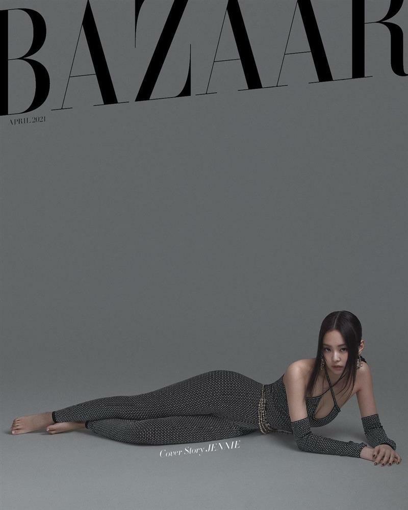 BLACKPINK đọ sắc trên bìa tạp chí: Jennie khí chất ngời ngời – Lisa bị chê 'thảm họa'