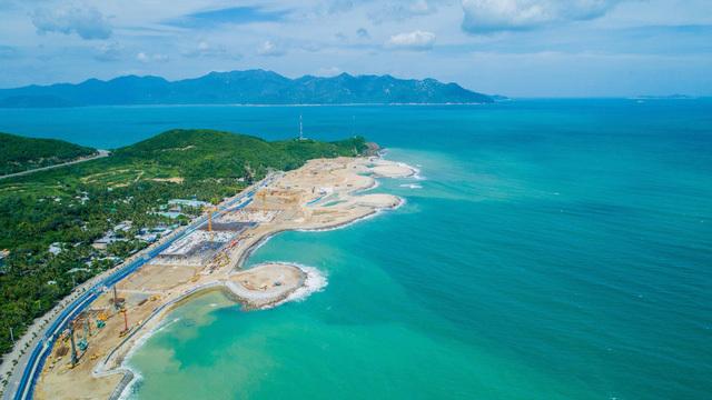 Ra mắt dự án thành phố ánh sáng Vega City Nha Trang