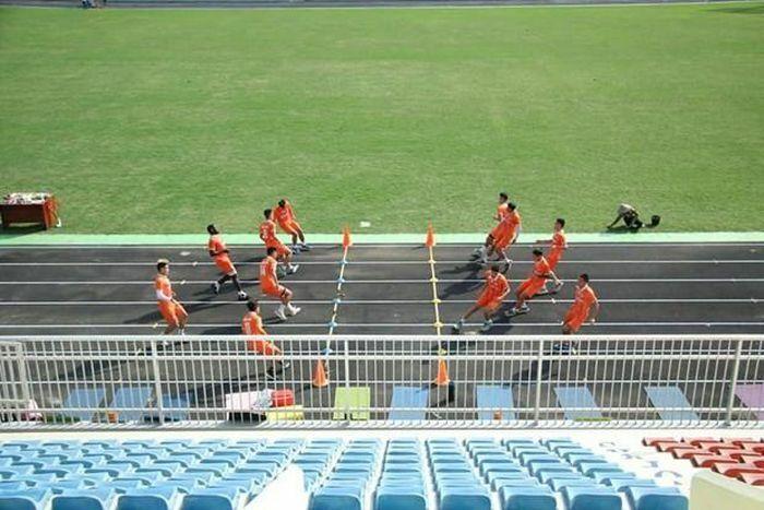 V-League 2021: Nhiều sân vận động kịp tu sửa, khả năng mở cửa đón khán giả