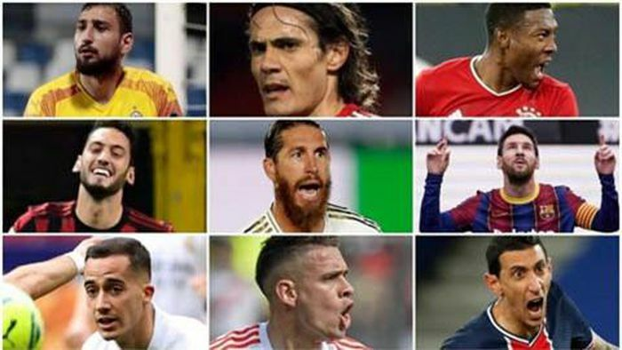 Messi, Ramos, Cavani và những ngôi sao miễn phí giá trị nhất ở kỳ chuyển nhượng Hè 2021