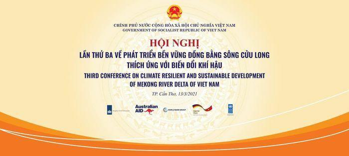 Thủ tướng chủ trì hội nghị lần 3 về phát triển bền vững ĐBSCL