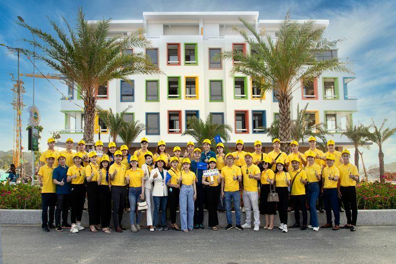 Hơn 600 'chiến binh' sales xông nhà Meyhomes Capital Phú Quốc