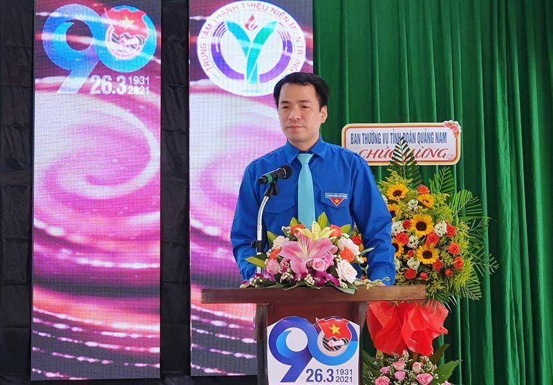 Khánh thành Trung tâm Huấn luyện kỹ năng, sinh hoạt dã ngoại thanh thiếu niên Quảng Nam