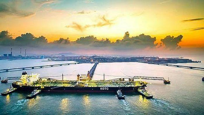 Tàu chở dầu của Iran xếp hàng gây tắc nghẽn các bến cảng Trung Quốc