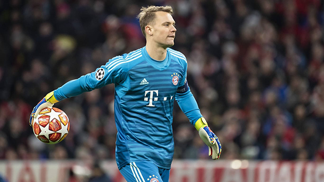 """""""Neuer vẫn có thể thi đấu đỉnh cao thêm vài năm nữa dù đã 35"""""""
