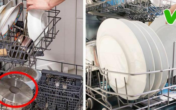 6 lỗi thường gặp khi sử dụng máy rửa bát mà bạn nên đặc biệt lưu ý