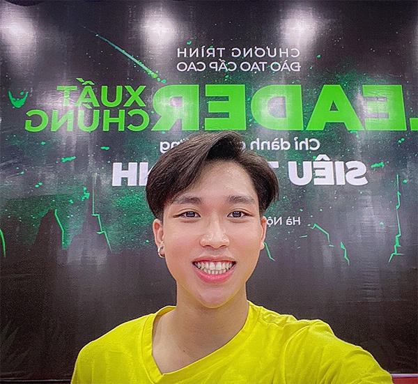 Trần Qúy Hoàng Vũ – 10X kiếm tiền nhờ đầu tư tài chính 4.0