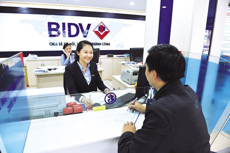 BIDV tìm cách trở lại đường đua lợi nhuận