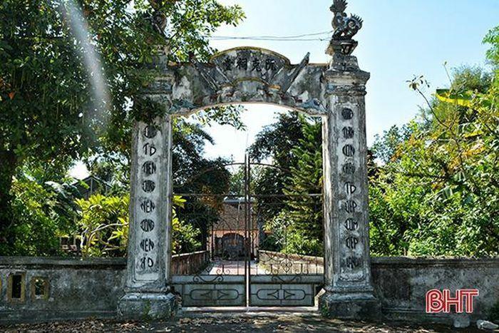 Danh tiếng dòng họ Nguyễn Khắc ở Hương Sơn, Hà Tĩnh