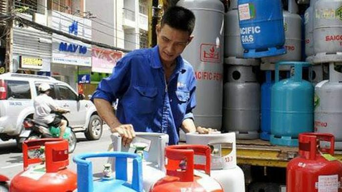 Giá gas tăng 9 tháng liên tiếp