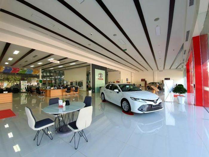 Toyota Việt Nam mở rộng hệ thống đại lý tại Đắk Lắk