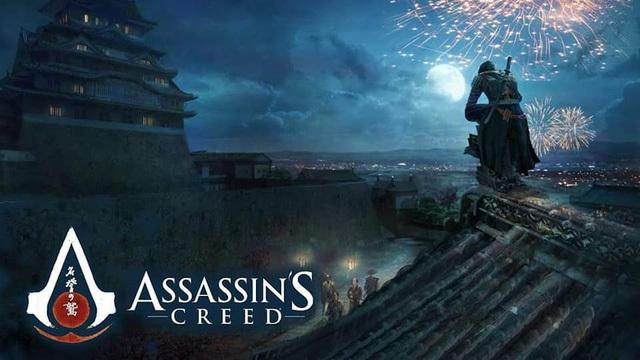 """Assassin""""s Creed hé lộ phiên bản mới, lấy bối cảnh Nhật Bản"""
