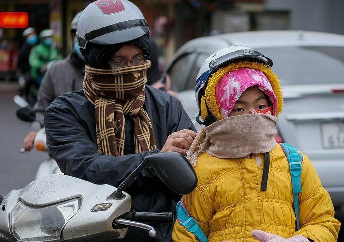 Hà Nội sắp mưa rét 15 độ C