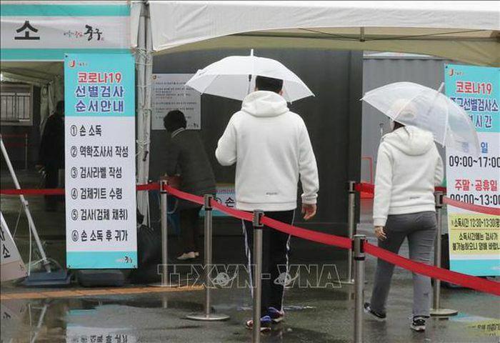 Hàn Quốc áp đặt quy định phòng dịch mới