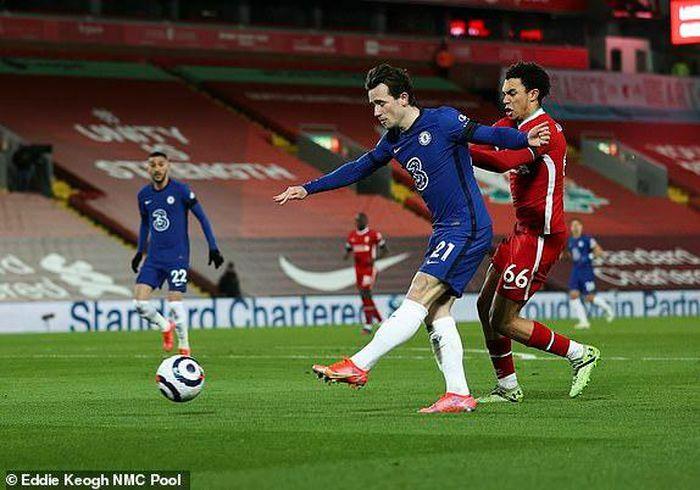 Thua tối thiểu Chelsea, Liverpool lập kỷ lục buồn