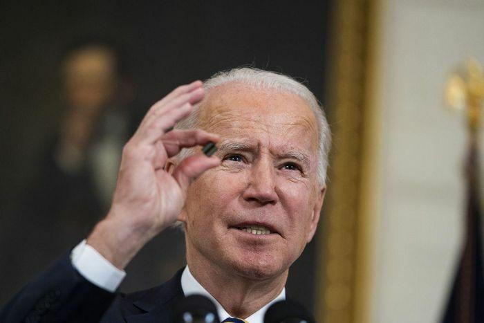 """""""Nước Mỹ đã trở lại, ngoại giao đã trở lại"""" cùng cuộc không kích Syria"""