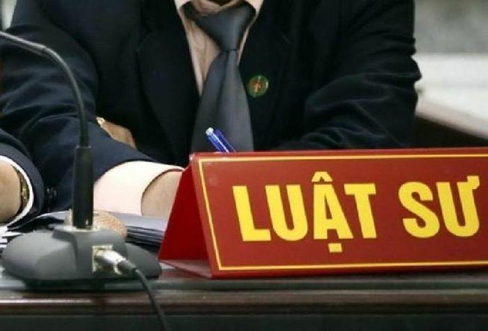 Đề nghị Bộ Tư pháp thu hồi chứng chỉ hành nghề 313 luật sư